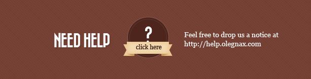 support n - Retro - Vintage WordPress Theme