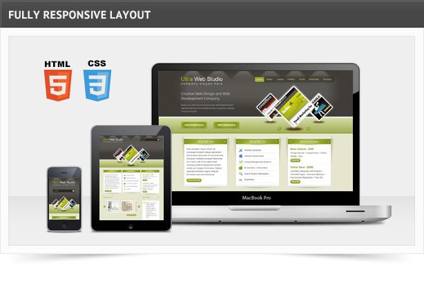 ultrawebstudio features sc2 - Ultra Web Studio, Blog & Portfolio Wordpress Theme