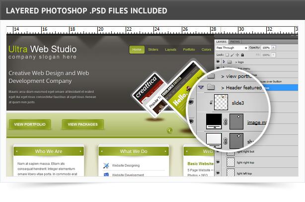 ultrawebstudio features sc6 - Ultra Web Studio, Blog & Portfolio Wordpress Theme