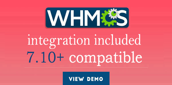 whmcs710 - North Host - Web Hosting, Responsive HTML Template