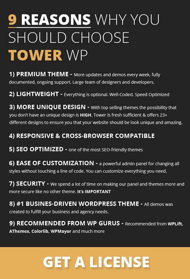 whyus - Tower | Business WordPress
