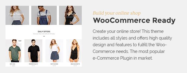 woocommerce - Tower | Business WordPress