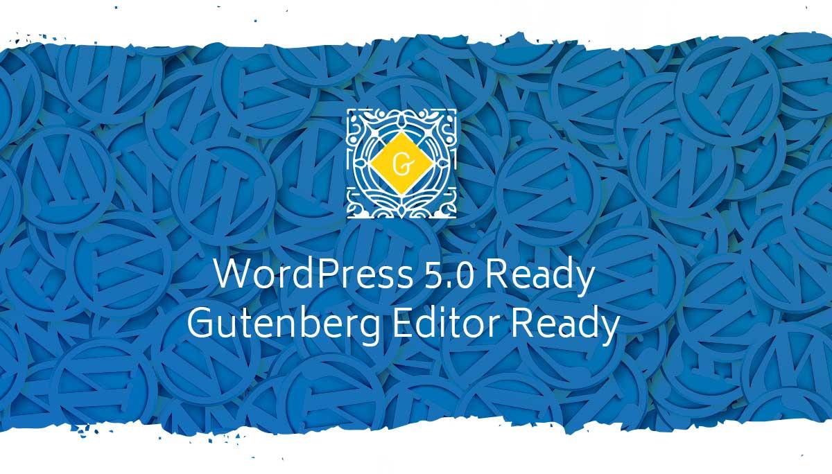 wordPress5.0 gutenberg - BoomBox — Viral Magazine WordPress Theme