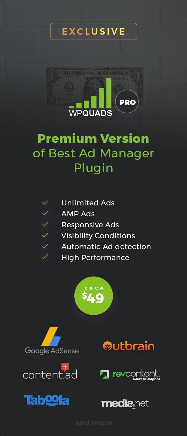 wp quad pro - BoomBox — Viral Magazine WordPress Theme