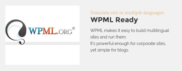 wpml - Tower | Business WordPress