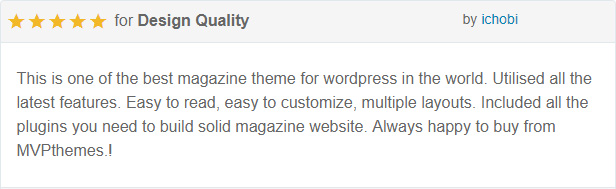 zox test1 - Zox News - Professional WordPress News & Magazine Theme