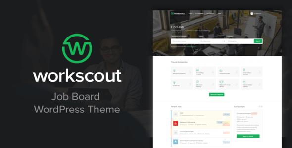 01.  large preview - WorkScout - Job Board WordPress Theme