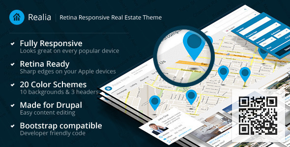 01 banner.  large preview - Realia - Responsive Real Estate Drupal Theme