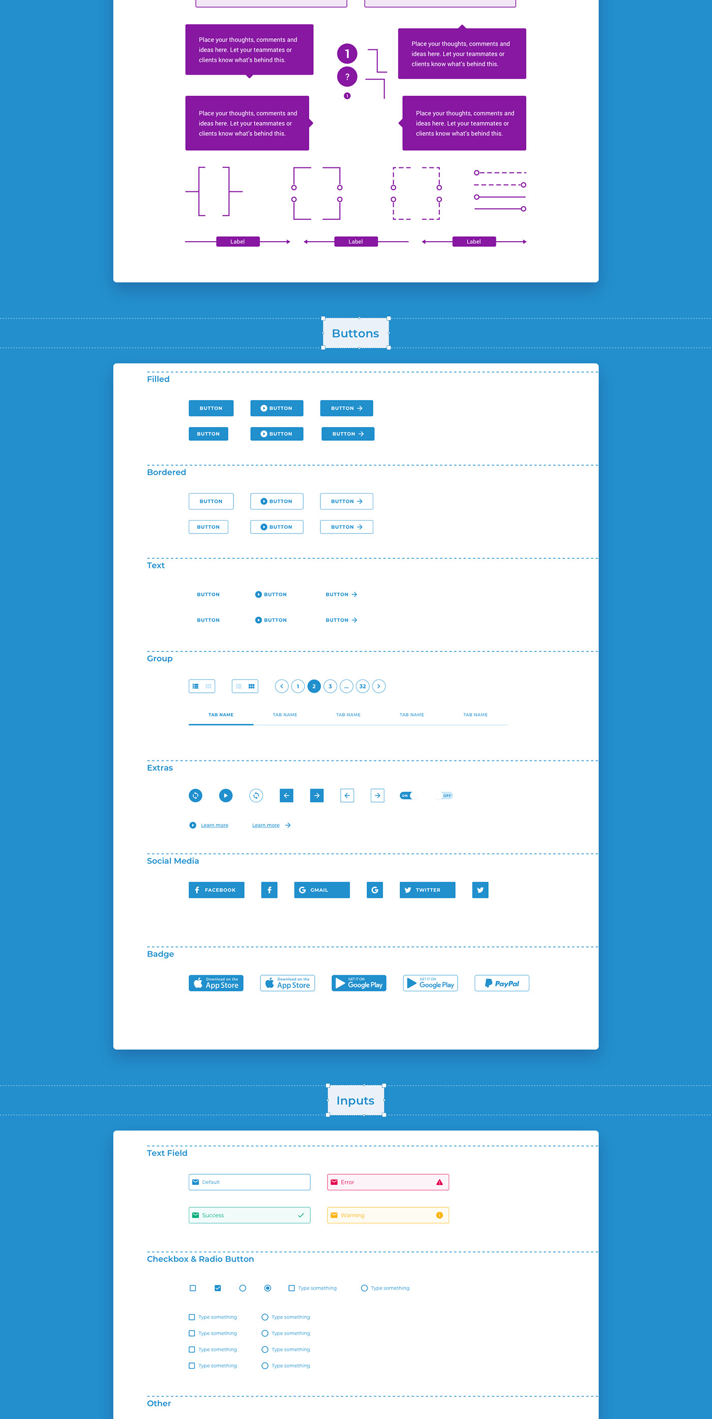 01a90a57728315.5f82276d38eea - Wireland - Wireframe Library for Web Design Projects - Sketch Template