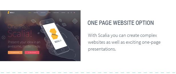 09 - Scalia - Multi-Concept Business, Shop, One-Page, Blog Theme