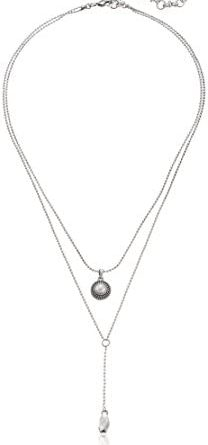 1609667855 319TV0cY4yL. AC  208x445 - Lucky Brand Womens Pearl Delicate Necklace