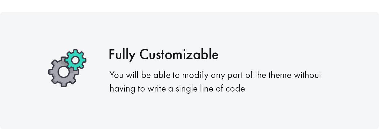 18 FullyCustomizable - Konte - Minimal & Modern WooCommerce WordPress Theme