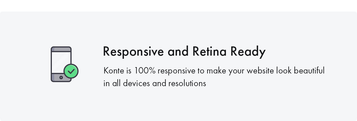 20 Retina - Konte - Minimal & Modern WooCommerce WordPress Theme