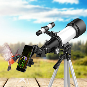 288f2a82 fe39 41c2 a9f1 e6a8ce4aa925.  CR0,0,300,300 PT0 SX300 V1    - Telescopes for Adults, 70mm Aperture 400mm AZ Mount, Telescope for Kids Beginners, Fully Multi-Coated Optics, Astronomy Refractor Telescope Portable Telescope with Tripod, Phone Adapter, Backpack