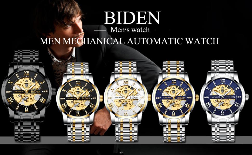 30a760a5 e2d4 413a 8b4e 2d8eb3782395.  CR0,0,970,600 PT0 SX970 V1    - Mens Watches Mechanical Automatic Self-Winding Stainless Steel Skeleton Luxury Waterproof Diamond Dial Wrist Watches for Men
