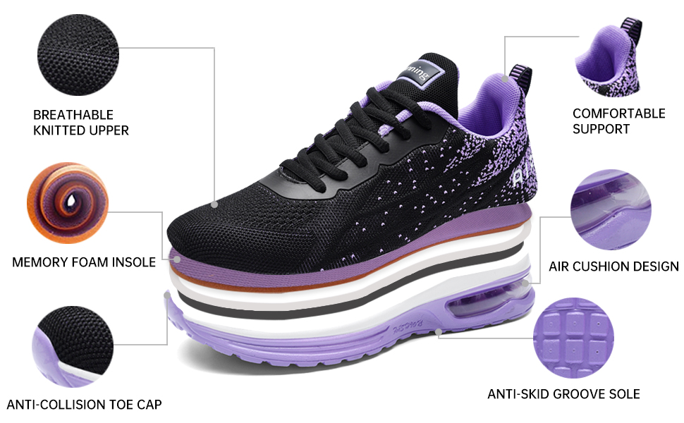 35b036ac 652c 4585 a1db ce6b58bb35c8.  CR0,0,970,600 PT0 SX970 V1    - GANNOU Women's Air Athletic Running Shoes Fashion Sport Gym Jogging Tennis Fitness Sneaker US5.5-10