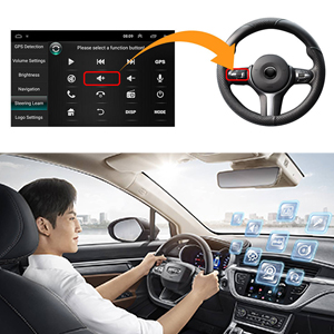 3642d829 0cac 4366 9c78 4cc69eb3c43e.  CR0,0,300,300 PT0 SX300 V1    - [2G+32G] Upgrade Hikity Double Din Android Car Stereo 10.1 Inch Touch Screen Radio Bluetooth WiFi GPS FM Radio Support Android/iOS Phone Mirror Link with Dual USB Input & Backup Camera