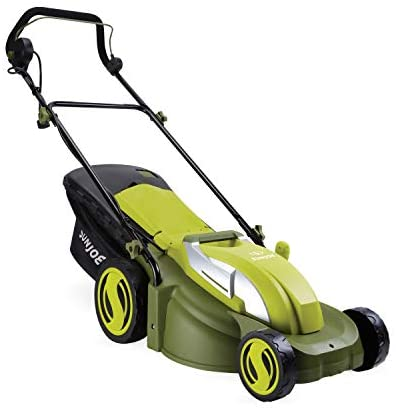 410X5hv9xkL. AC  - Sun Joe MJ403E Mow Joe 17-Inch 13-Amp Electric Lawn Mower/Mulcher