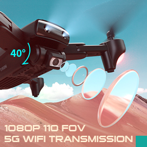 411328b6 f7e0 4f27 a35f e82c0116fa36.  CR0,0,300,300 PT0 SX300 V1    - SNAPTAIN SP500 Foldable GPS FPV Drone with 1080P HD Camera Live Video for Beginners, RC Quadcopter with GPS Return Home, Follow Me, Gesture Control, Circle Fly, Auto Hover & 5G WiFi Transmission