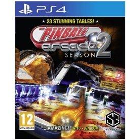 41BRRhxeA4L - Pinball Arcade - Season 2 [Playstation 4 PS4]