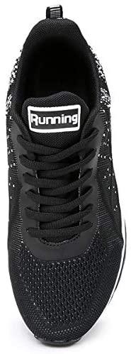 41DYRBQCB+L. AC  - GANNOU Women's Air Athletic Running Shoes Fashion Sport Gym Jogging Tennis Fitness Sneaker US5.5-10