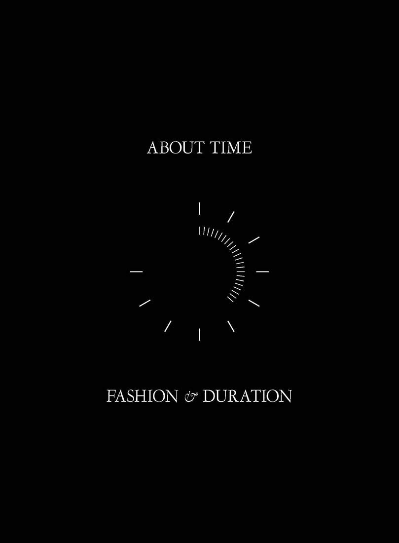 41HAPT7PdFL - About Time: Fashion and Duration