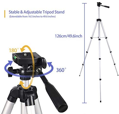 41K3IQINEtL. AC  - occer Telescopes for Adults Kids Beginners - 70mm Aperture 400mm Telescope FMC Optic for View Moon Planet - Portable Refractor Telescope with Adjustable Tripod Finder Scope Phone Adapter