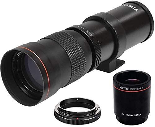 41L1xA88acL. AC  - High-Power 420-1600mm f/8.3 HD Manual Telephoto Zoom Lens for Canon EOS 80D, EOS 90D, Rebel T3, T3i, T5, T5i, T6i, T6s, T7, T7I, T8I, SL3, EOS 70D, EOS 5D, EOS5D IV, EOS 6D II, EOS 7D II SLR Cameras
