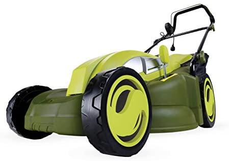 41RCghJ4i9L. AC  - Sun Joe MJ403E Mow Joe 17-Inch 13-Amp Electric Lawn Mower/Mulcher