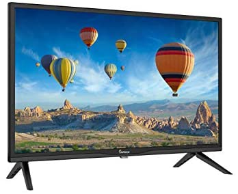 41XKJcemXiL. AC  - Impecca 24 Inch LED HD TV Monitor TL2400H Energy Star Slim Design 720p, Built-in Speakers with Multiple Imputes HDMI, USB Ports, and Remote, Wall Mountable