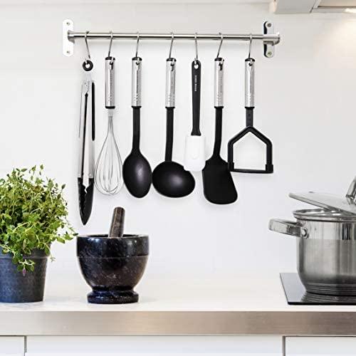 41bf3gKAsoL. AC  - Home Hero Kitchen Utensil Set Cooking Utensils Set - Nylon Kitchen Utensils Set Kitchen Tool Set 44 Pcs. Cooking Utensil Set Kitchen Set Spatula Set Kitchen Gadgets Kitchen Tools Kitchen Accessories