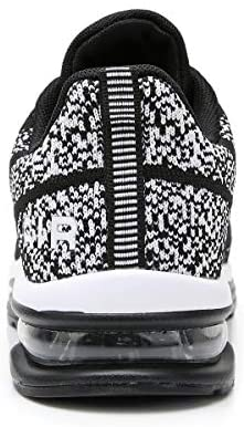 41nsg9TfZEL. AC  - GANNOU Women's Air Athletic Running Shoes Fashion Sport Gym Jogging Tennis Fitness Sneaker US5.5-10