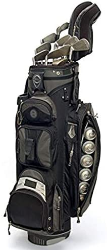 41rWMY7h7EL. AC  - Caddyswag Par 6 Pack Golf Bag Cooler With Flexible Reusable Freezer Gel Pack