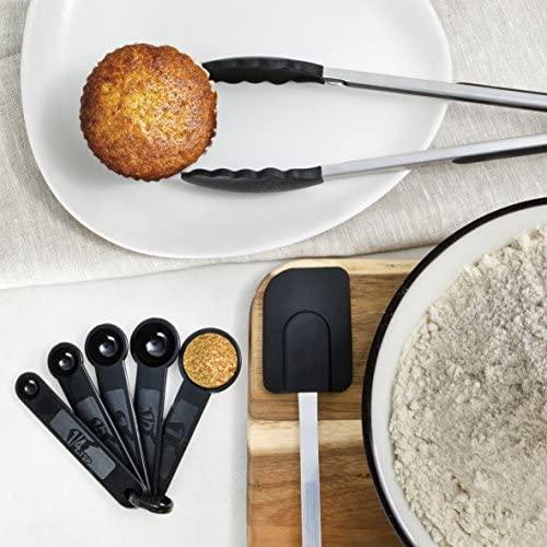 5153KvVtGoL. AC  - Home Hero Stainless Steel Kitchen Cooking Utensils - 25 Piece Kitchen Utensil Set - Nonstick Kitchen Utensils Cookware Set with Spatula Set - Kitchen Gadgets Kitchen Tool Set Cooking Utensils Set