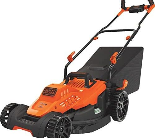 51BUXaqs5L. AC  500x445 - BLACK+DECKER BEMW482BH Electric Lawn Mower