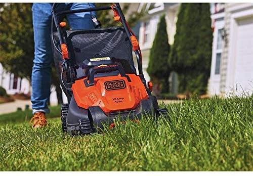 51Mgc1OPi4L. AC  - BLACK+DECKER BEMW482BH Electric Lawn Mower