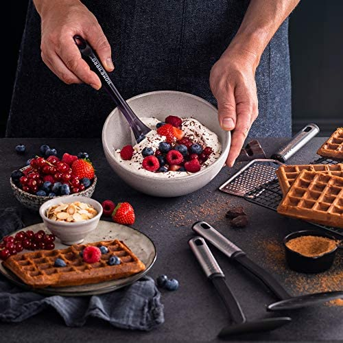 51ZeiqeiFSL. AC  - Home Hero Kitchen Utensil Set Cooking Utensils Set - Nylon Kitchen Utensils Set Kitchen Tool Set 44 Pcs. Cooking Utensil Set Kitchen Set Spatula Set Kitchen Gadgets Kitchen Tools Kitchen Accessories