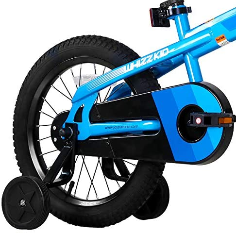 51zXwmFNKKL. AC  - JOYSTAR Whizz Kids Bike with Training Wheels for Ages 2-9 Years Old Boys and Girls, 12 14 16 18 Toddler Bike with Handbrake for Children