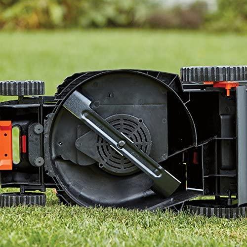 61M5Ep8GjbL. AC  - BLACK+DECKER BEMW482BH Electric Lawn Mower