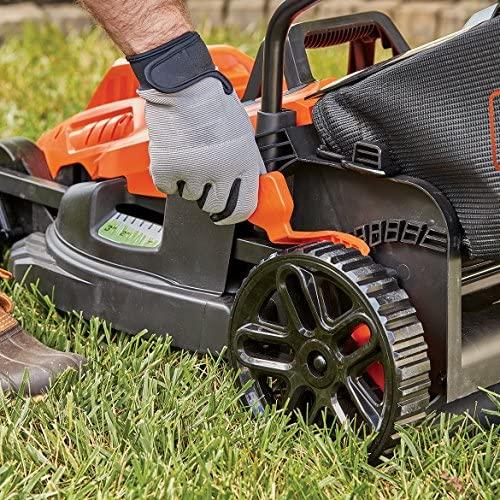 61upviP 7TL. AC  - BLACK+DECKER BEMW482BH Electric Lawn Mower