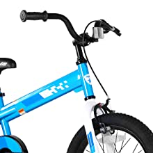 6262061a 43f6 4621 bd18 92537bca05bb.  CR0,0,1200,1200 PT0 SX220 V1    - JOYSTAR Whizz Kids Bike with Training Wheels for Ages 2-9 Years Old Boys and Girls, 12 14 16 18 Toddler Bike with Handbrake for Children