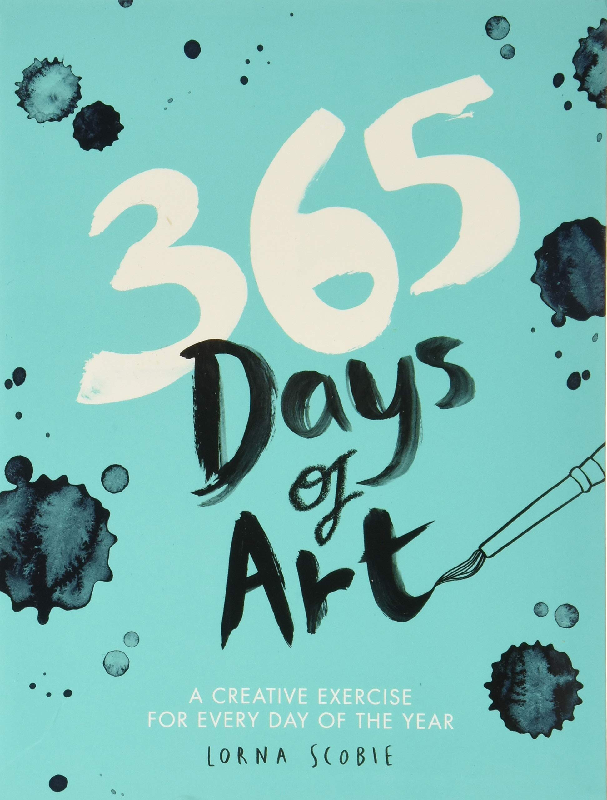 81IbfUXe0uL - 365 Days of Art: A Creative Exercise for Every Day of the Year