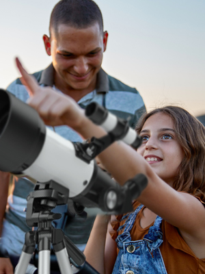 83e5bad3 ad6d 4bd9 9e17 d12714e9a6da.  CR0,0,300,400 PT0 SX300 V1    - Telescopes for Adults, 70mm Aperture 400mm AZ Mount, Telescope for Kids Beginners, Fully Multi-Coated Optics, Astronomy Refractor Telescope Portable Telescope with Tripod, Phone Adapter, Backpack
