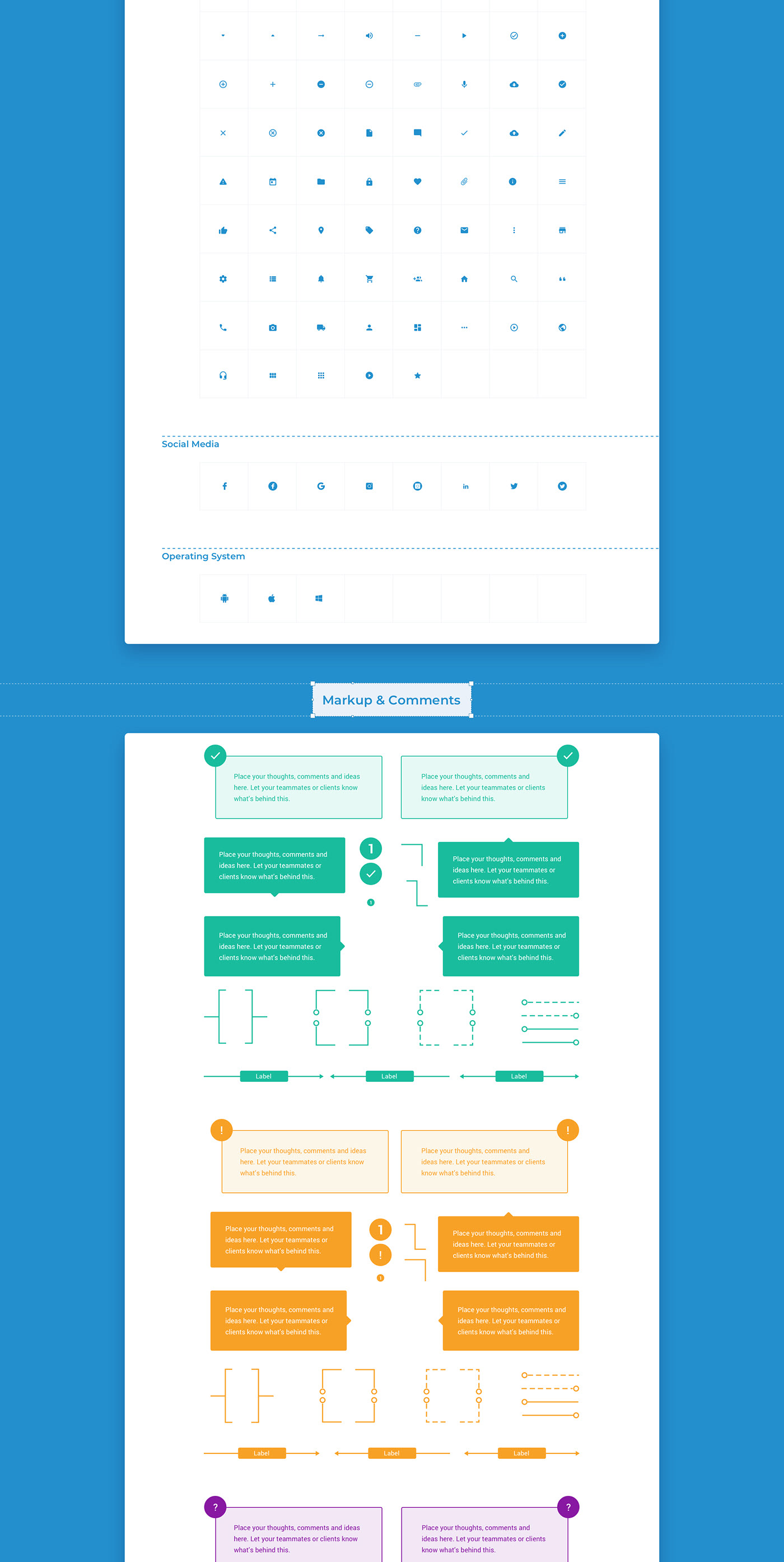 9bbff457728315.5f82276d3a58a - Wireland - Wireframe Library for Web Design Projects - Sketch Template