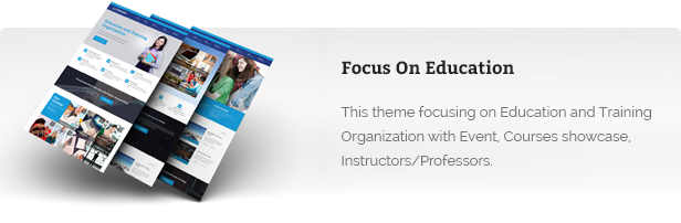 U 012 - University - Education, Event and Course Theme