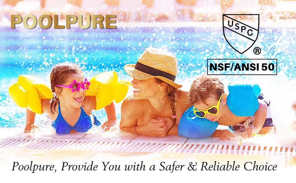 abd724f3 5e86 4445 92d3 d67ea422a257.  CR0,0,970,600 PT0 SX970 V1    - POOLPURE Spa Filter Replaces Pleatco PRB35-IN, Unicel C-4335, Guardian 409-219, Filbur FC-2385, 03FIL1300, 17-2482, 25393, 303557, 817-3501, R173431, 35 sq.ft, 5 X 9 Drop in Hot Tub Filter, 1 Pack