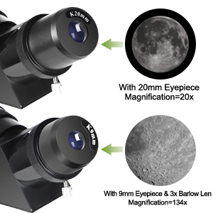 b71de7c7 d43d 4179 a01c 72c817e69cce.  CR0,0,300,300 PT0 SX300 V1    - occer Telescopes for Adults Kids Beginners - 70mm Aperture 400mm Telescope FMC Optic for View Moon Planet - Portable Refractor Telescope with Adjustable Tripod Finder Scope Phone Adapter