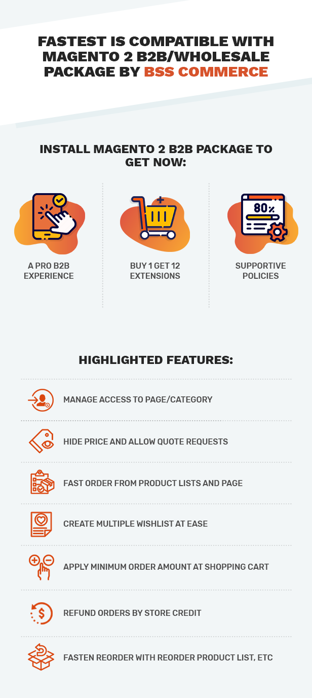 banner b2b wholesale package - Fastest - Multipurpose Responsive Magento 2 and 1 Fashion Theme