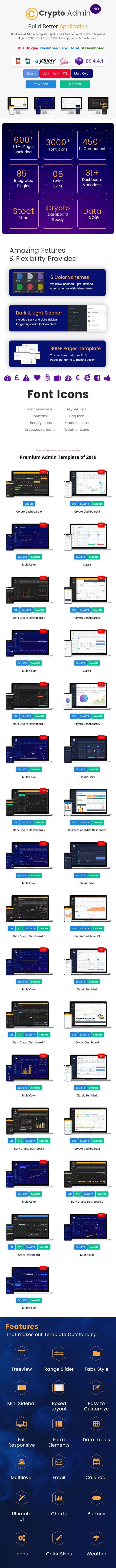 crypto big feb2020 - Crypto Admin - Responsive Cryptocurrency HTML Templates + Bitcoin Dashboards + ICO