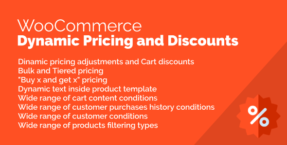 dynamic pricing and discounts inline - KUPON - Coupons / Daily Deals / Group Buying - Marketplace WordPress Theme